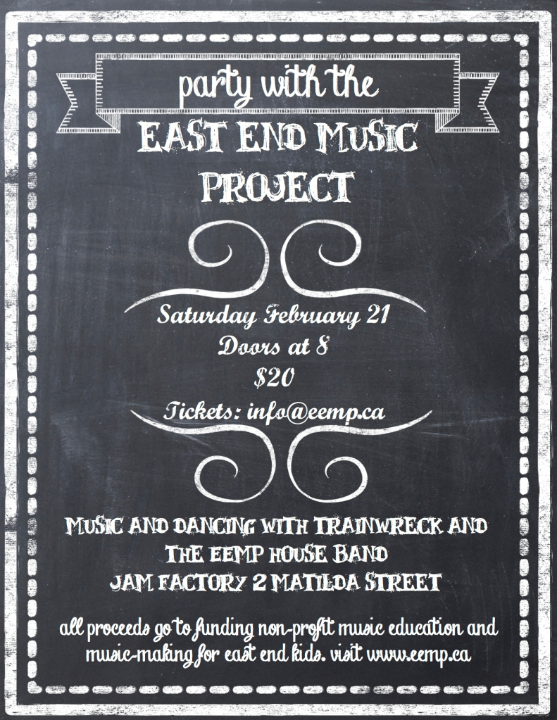 Party with the East End Music Project